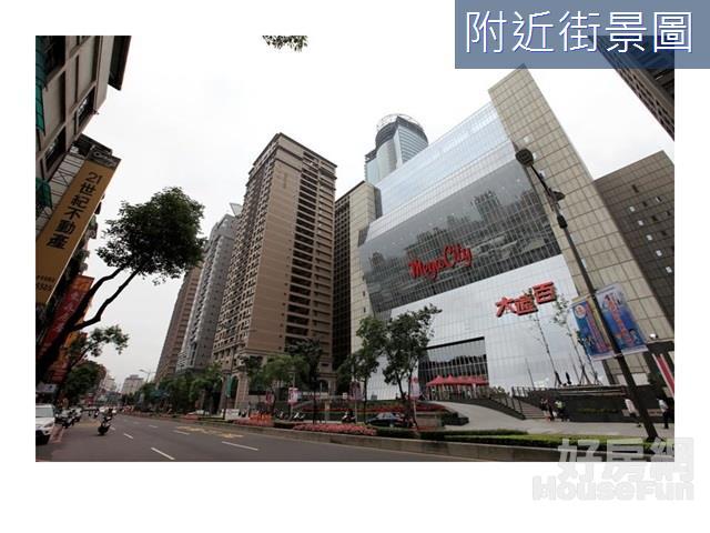 高樓景觀畫世紀 面漢生東路高樓層景觀採光佳