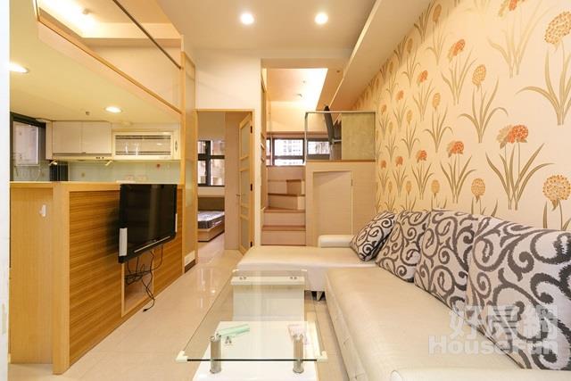 特區F1溫馨家庭 新板車站海山學區採光高樓裝潢佳