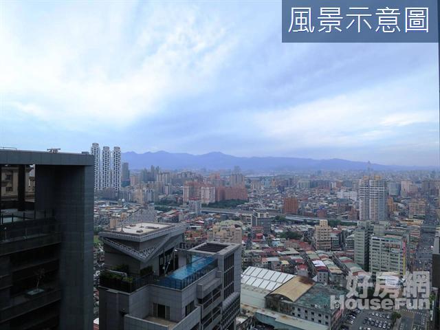 橋峰高樓層景觀戶 大陸工程建設、品質有保障