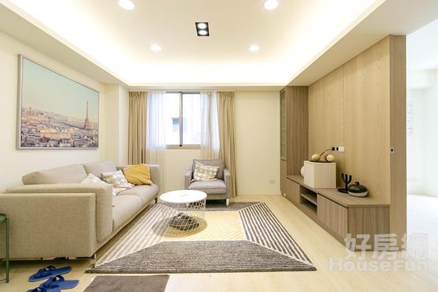 江翠捷運溫馨三房 全新裝潢,可直接入住