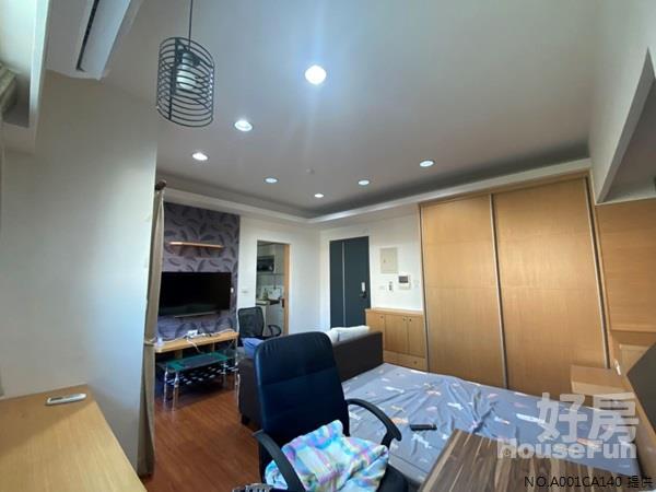 好房網租屋-寓上逢甲近中央公園優質小豪宅車位照片5