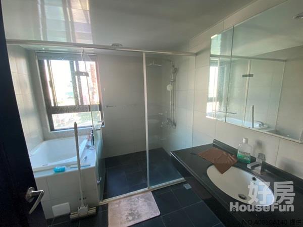 好房網租屋-寓上逢甲近中央公園優質小豪宅車位照片12