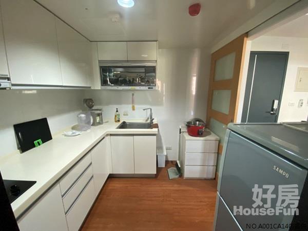 好房網租屋-寓上逢甲近中央公園優質小豪宅車位照片8