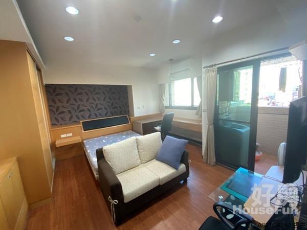 好房網租屋-寓上逢甲近中央公園優質小豪宅車位照片3