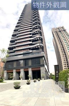 華人匯高樓層景觀雙車豪宅